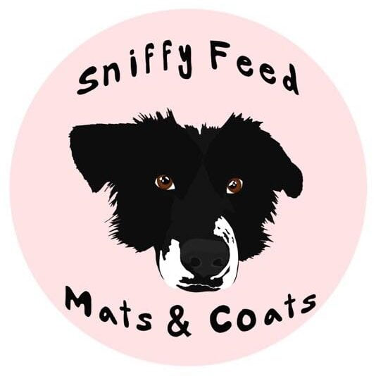 Canine Enrichment Sniffy Feed Mats and Drying Coats