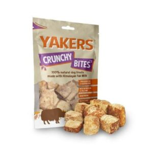 Yakers Crunchy Bites